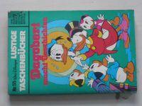 Lustige Taschenbücher 55 - Dagobert macht Geschichten (1978) německy