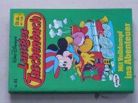 Lustiges Taschenbuch 84 - Mit Volldampf ins Abenteuer (1993) německy