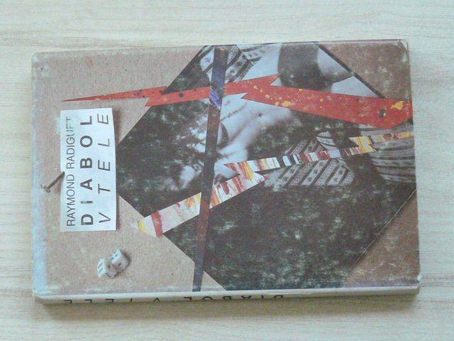 Radiguet - Diabol v tele (1988) slovensky