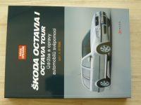Škoda Octavia I. - Octavia tour - Údržba a opravy automobilů svépomocí od r. v. 8/1996 (2014)