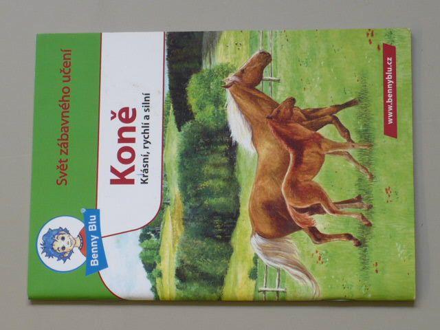 Svět zábavného učení - Koně - Krásní, rychlí a silní (2008)