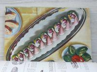 Vrabec - Studená kuchyně (1957) 1400 pokynů a receptů