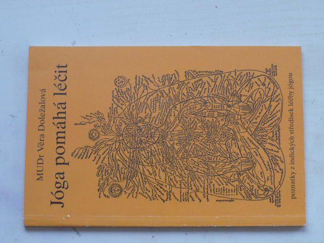 Doležalová - Jóga pomáhá léčit (1993)
