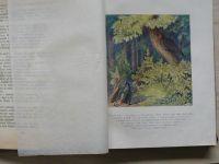 J. H. Týnecký - Les (1924) Pravdivé vypsání mnoha příběhů ze života hmyzu, rostlin, zvířat a ptáků.