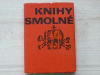 Knihy smolné - Pardubice  (1969)