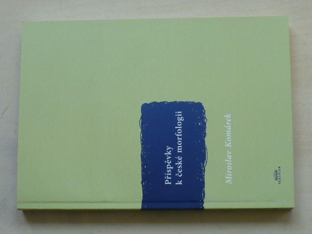 Komárek - Příspěvky k české morfologii (2006)