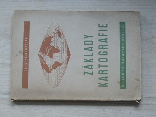 Kuchař - Základy kartografie (1953)