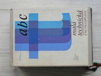 Malá technická encyklopedie (SNTL 1966) 2 svazky