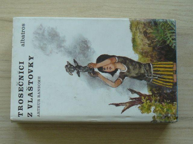 Ransome - Trosečníci z Vlaštovky (1988)