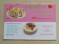 Recepty z cukrářského notýsku 10 (nedatováno)