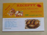 Recepty z cukrářského notýsku 13 (nedatováno)