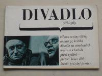 Divadlo 9 (1969) ročník XX.