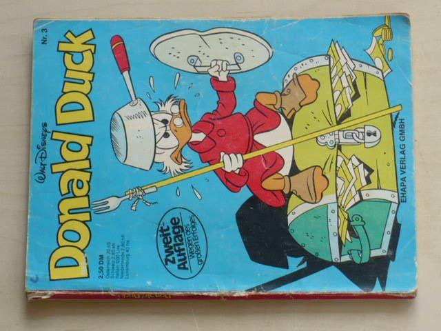 Donald Duck 3 (1975) německy