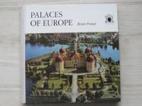 Frenzel - Palaces of Europe (Leipzig 1972) anglicky