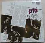 Hana Hegerová – Live (1991)