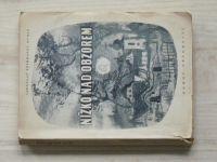 Jaroslav Spirhanzl Duriš - Nízko nad obzorem  - Povídky (1947) Domov - Předmostí