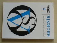Olomoucký archivní sborník 2 (2004)
