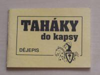 Pravdová - Taháky do kapsy - Dějepis (2001)