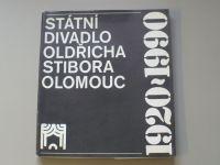 Státní divadlo Oldřicha Stibora Olomouc 1920-1990 (1990)