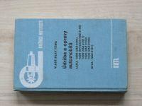 Tůma - Údržba a opravy automobilů Lada VAZ 1200,1200 Univerzal,1300, 1500, 1600 Niva VAZ 2121 (1976)