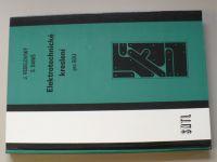 Veselovský, Daneš - Elektrotechnické kreslení pro SOU (1988)