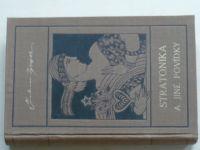 Zeyer - Stratonika a jiné povídky (1927)