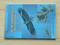 Acta Carpathica Occidentalis Příroda Západních Karpat 2/2011