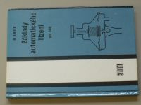 Binder - Základy automatického řízení (1987)