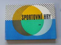 Choutka - Sportovní hry (1972)