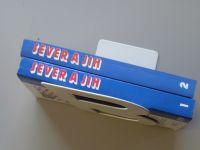 Jakes - Sever a jih 1, 2 (1992) 2 knihy