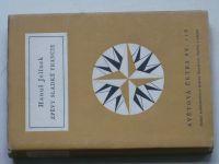 Jelínek - Zpěvy sladké Francie (1956) Světová četba sv. 118
