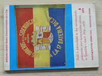Podíl čs.dobrovolníků na boji mezinárodního proletariátu proti nastupujícím fašismu ve Španělsku 36