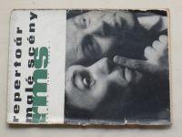 Repertoár malé scény 1-12 (1966) ročník IV. (chybí čísla 2-6, 7 čísel)