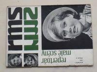 Repertoár malé scény 10 (1965) ročník III.