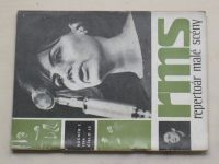 Repertoár malé scény 12 (1964) ročník II.