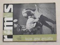 Repertoár malé scény 4 (1965) ročník III.