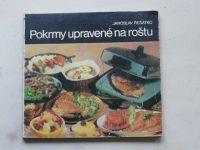 Řešátko - Pokrmy upravené na roštu (1980)
