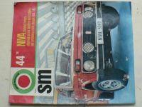 Svět motorů 44 (1979) ročník XXXIII.