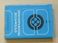 Wirth - Systematické programovanie (1981) slovensky