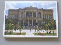 12 colour views of Dolmanbahce palace 3