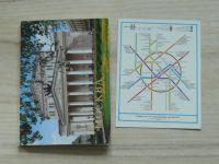 Moskva - 18 pohlednic v obálce (1988)