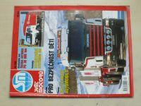 Svět motorů 4, 7, 13, 37, 45-48, 50 (1999) ročník LIII. (9 sešitů)