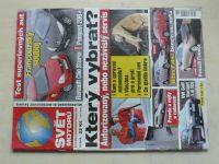 Svět motorů 48, 49, 51 (2009) ročník LXIII. (3 sešity)