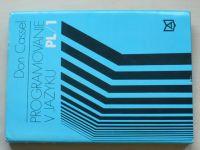Cassel - Programovanie v jazyku PL/1 (1981) slovensky