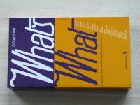 AstraZeneca 2001 - What´s What - A guide to acronyms for cardivasular trias 5th edition