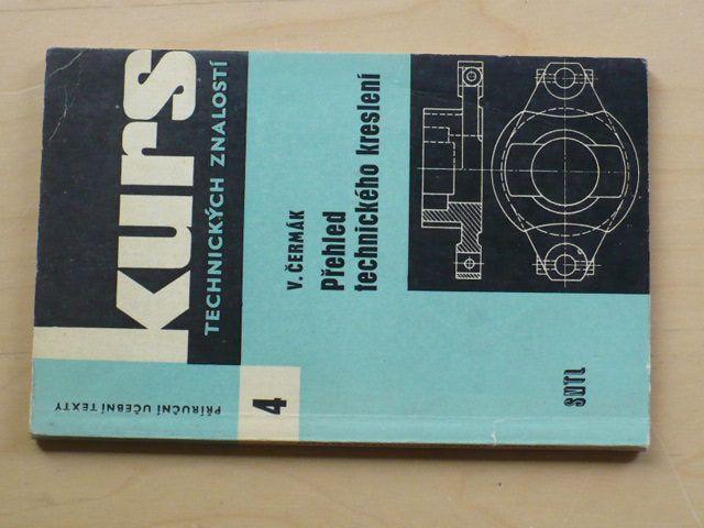 Kurs 4 - Čermák - Přehled technického kreslení (1964)
