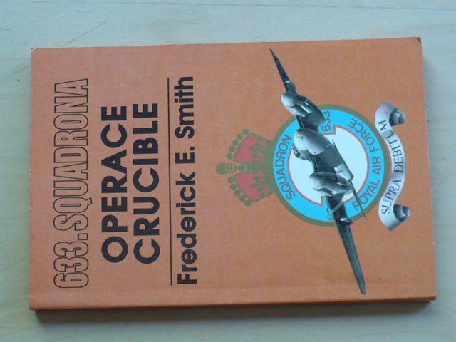 Smith - 633. sqwuadrona - Operace Crucible (1993)