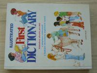 Illustrated First Dictionary- Výkladový slovník pro děti s přepisem výslovnosti a českými ekivalenty