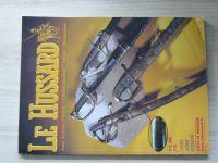 Le Hussard catalogue n° 83 ETE 2000 (francouzsky) Katalog historických zbraní