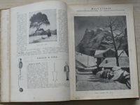 Malý čtenář - ročník 46. (Vilímek Praha 1927) usp. Procházka, Jenne